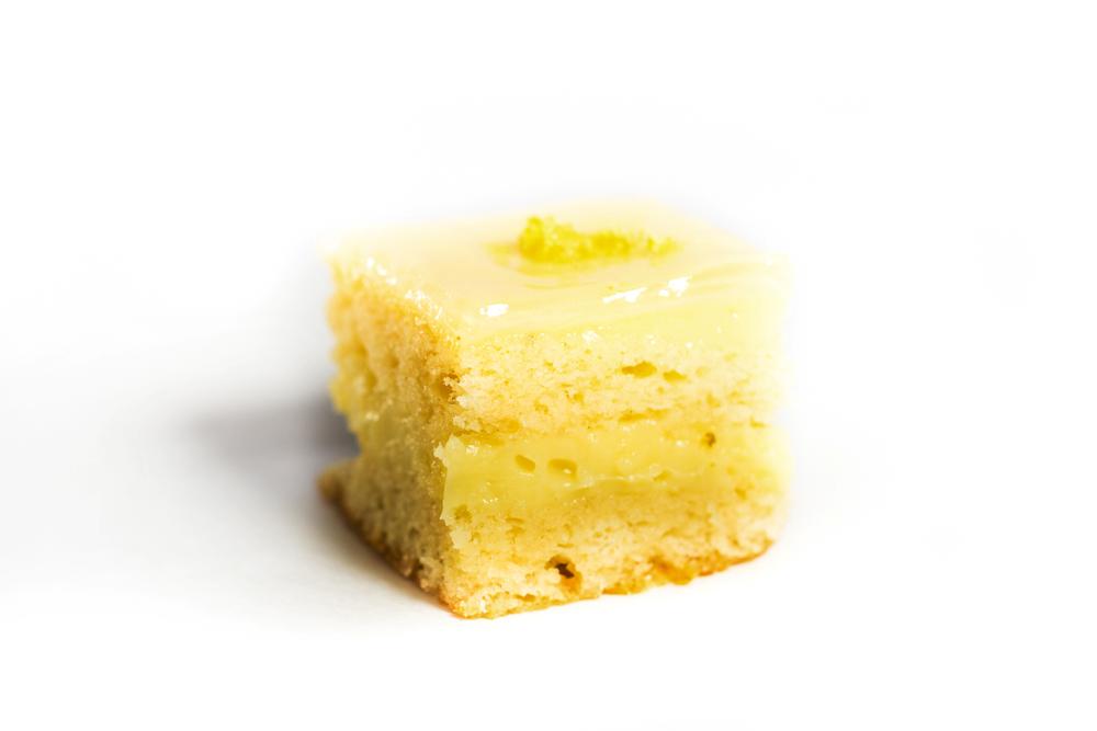 Tortina al limone