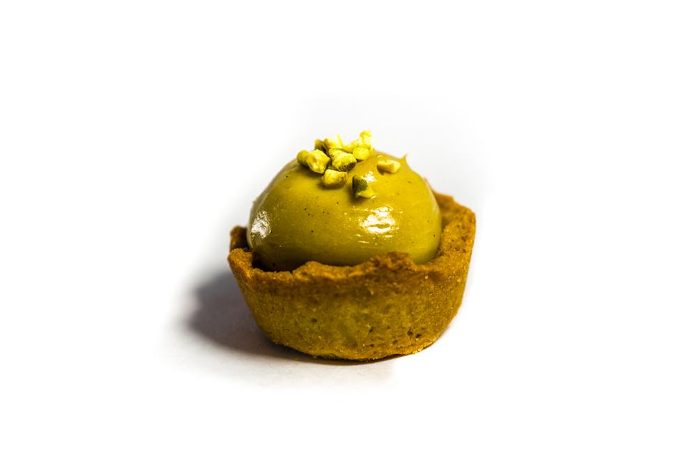 Tartelletta al pistacchio
