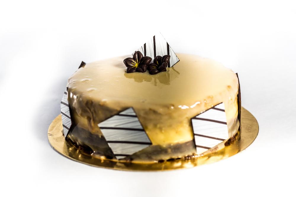 Torta Semifredda al cappuccino